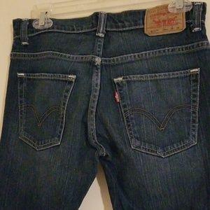 Levis 511 Skinny Jeans